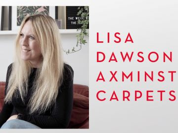 The Perfect Carpet with Lisa Dawson