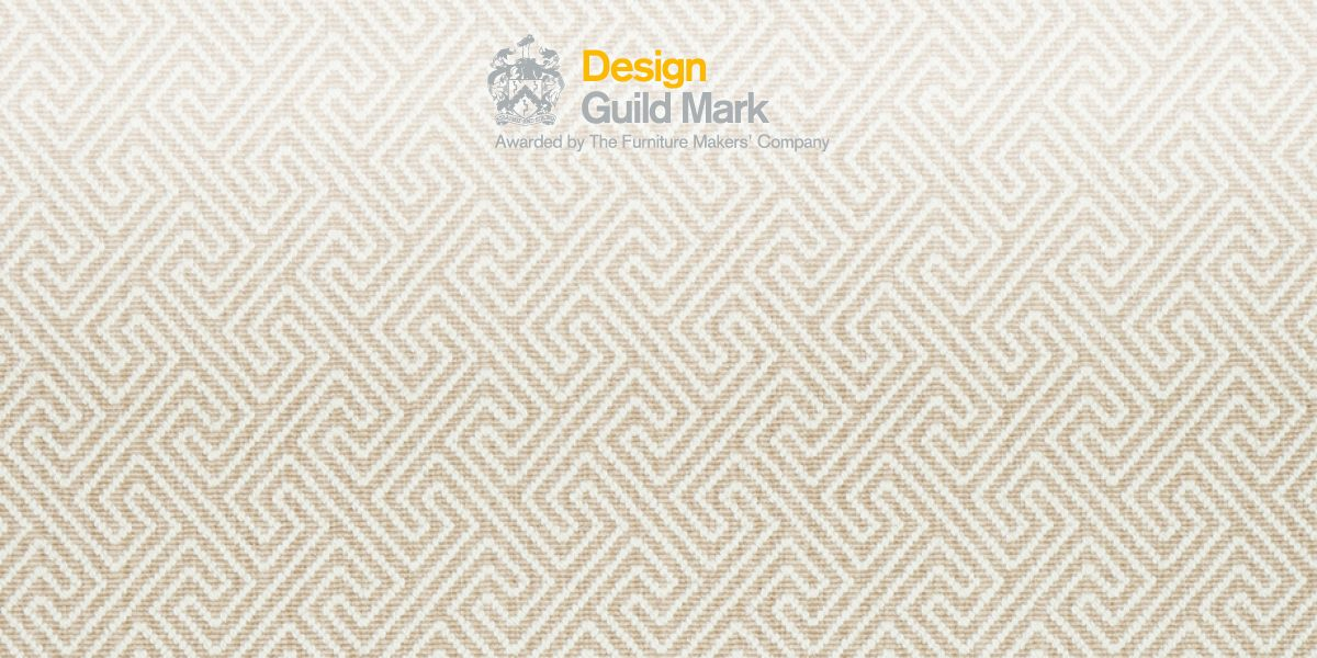 Axminster Carpets is awarded the Design Guild Mark
